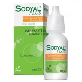 Poze Sodyal Plus 10ml - 0,3% acid hialuronic si gel aloe vera