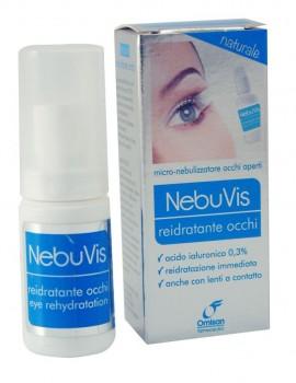 Poze NebuVis- 0,3% acid hialuronic pentru ochi uscati 10ml