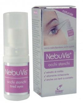 Poze NebuVis - extract de afine pentru ochi obositi 10ml