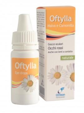 Poze Oftylla cu extract de musetel si nalba pentru ochi rosii 15ml