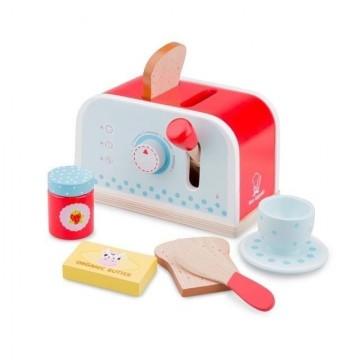 Set Toaster din lemn
