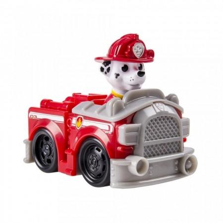 Vehicul De Salvare Cu Figurina Marshal, Patrula Catelusilor
