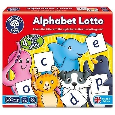 Joc educativ loto in limba engleza