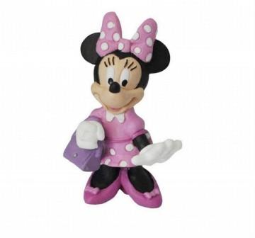 Figurina Disney Minnie Mouse cu gentuta
