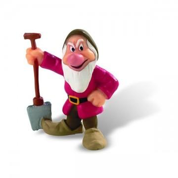Figurina Disney Alba ca Zapada, piticul Grumpy