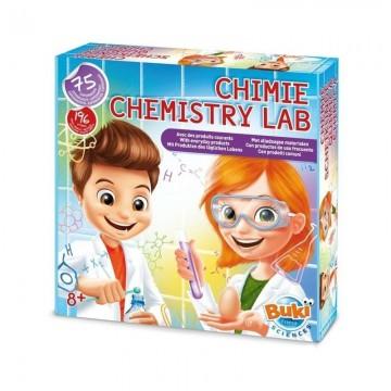 Laboratorul de chimie cu 75 de experimente