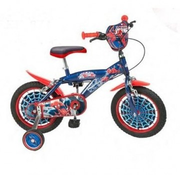Bicicleta Spiderman, 14 inch