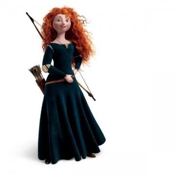 Figurina Disney Brave, Merida