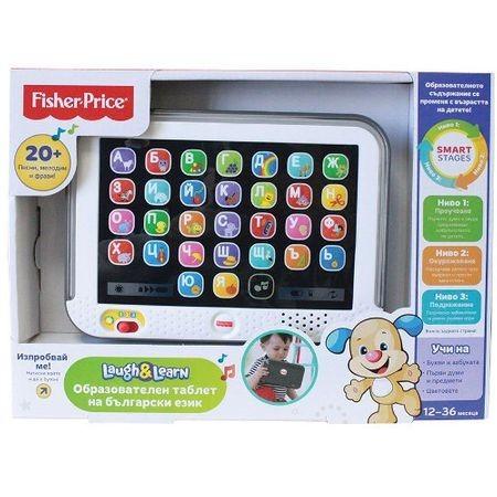 Tableta Interactiva Smart, Fisher Price