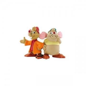Figurina Disney Cenusareasa, Gus si Jack