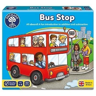 Joc educativ Autobuzul