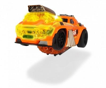 Masina Speed Demon pe Doua Roti