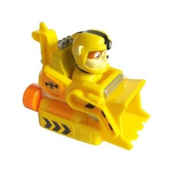 Vehicul De Salvare Cu Figurina Rubble, Patrula Catelusilor