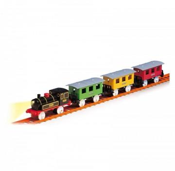 Trenulet de calatori electric  The Peques