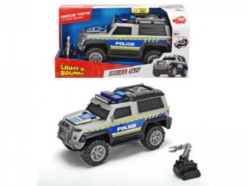Masina De Politie SUV, Dickie Toys