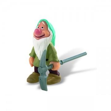 Figurina Disney Alba ca Zapada, piticul Sleepy