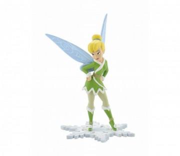 Figurina Disney Winterfairy, Zana Tinkerbell
