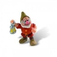 Figurina Disney Alba ca Zapada, piticul Doc