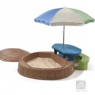 Cutie pentru nisip Summertime Play