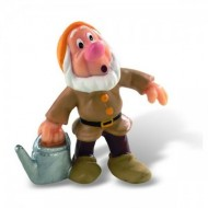 Figurina Disney Alba ca Zapada, piticul Sneezy