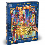 KIT PICTURA PE NUMERE SCHIPPER TIMES SQUARE NEW YORK