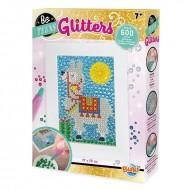Set de Creatie Glitters, Lama