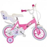 Bicicleta Minnie Mouse, 12 inch