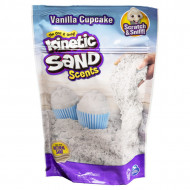 Kinetic Sand Set Parfumat, 227 g, Vanilie
