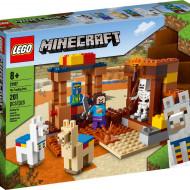 LEGO MINECRAFT PUNCTUL COMERCIAL 21167