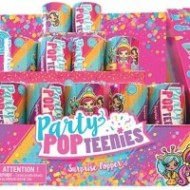 Papusa Party Surpriza Cu Confetti, Pop Party Teens, Spin Master