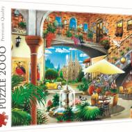PUZZLE TREFL 2000 VEDERE DIN BARCELONA