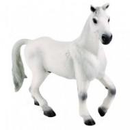 Figurina Cal Oldenburger alb