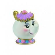 Figurina Disney Frumoasa si Bestia, Doamna Potts
