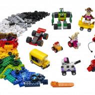 LEGO CLASSIC CARAMIZI SI ROTI 11014