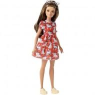 Papusa Barbie Fashionistas, Cu Rochita Pisicuta