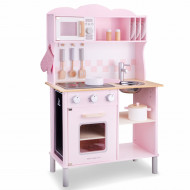 Bucatarie lemn Modern Electric Cooking Roz