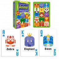 Carti De Joc Royal Educative Cu Animale