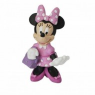 Figurina Disney Minnie Mouse cu gentuta