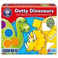 Joc educativ Dinozaurii cu pete