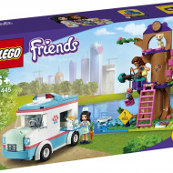 LEGO FRIENDS CLINICA VETERINARA HEARTLAKE CITY 41446