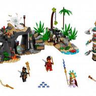 LEGO NINJAGO SATUL STRAJERILOR 71747