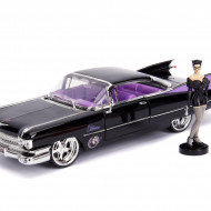 Macheta Metalica DC Comics Bombshells 1959 Cadillac Cat Woman, Scara 1:24
