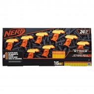 NERF ALPHA STRIKE SET 8 BLASTERE STINGER SD1
