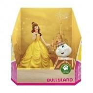 Set 2 figurine Frumoasa si Bestia, Belle si Doamna Ceainic