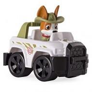 Vehicul De Salvare Cu Figurina Tracker, Patrula Catelusilor