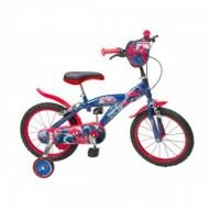 Bicicleta Spiderman, 16 inch