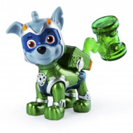 Figurina Rocky, Patrula Catelusilor, Mighty Pups