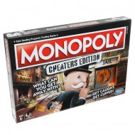 Joc de societate Monopoly Cheaters Edition