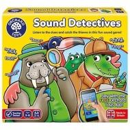 Joc educativ Sunetul Detectivilor