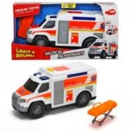 Masina De Salvare Ambulanta, DIckie Toys